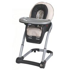 Check out the Graco Blossom 4-in-1 High Chair from BabyAge.com!