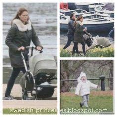 Princess Madeleine, Princess Leonore, Chris O'Neill and Prince Nicolas  http://swedish-princesses.blogspot.com/
