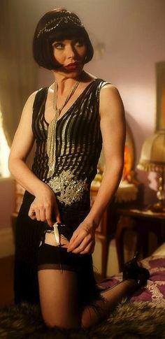 Essie Davis in Miss Fisher's Murder Mysteries (2012)