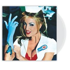 BLINK-182-ENEMA OF THE STATE [Exclusive Clear Vinyl]