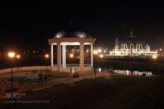 Ротонда на набережной Упы by okaledin