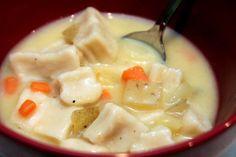 Knoephla soup, Best soup ever!!!!