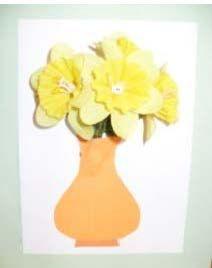 Vase & flowers Nature Crafts, Artificial Flowers, Vase, Fake Flowers, Faux Flowers, Vases, Natural Crafts, Art Flowers, Jars