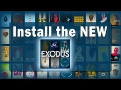 (20) Exodus update! Best Settings for Exodus. How to install Exodus on Kodi 18, Kodi 17, Kodi 16. REVIEW - YouTube