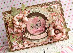 Bo Bunny: Primrose Cards
