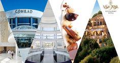 Conrad Algarve e Vila Joya conquistam Óscares do Turismo!   Algarlife