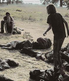 The Walking Dead - Sophia's last walk.