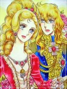 la legende rose de marie antoinette