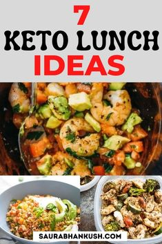 Healthy Packed Lunches, Healthy Eating Recipes, Healthy Meal Prep, Lunch Recipes, Keto Recipes, Low Carb Paleo Diet, Low Carb Lunch, 7 Keto, Keto Foods
