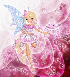 Estelle Butterflix by Dessindu43.deviantart.com on @DeviantArt