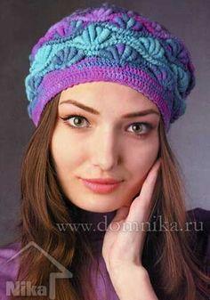 Bullion Crochet st-hat