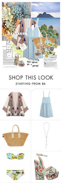 """yoins[10]"" by inkcoherent ❤ liked on Polyvore featuring Ocean Minded, The Great, Hermès, Zimmermann and Sergio Rossi"
