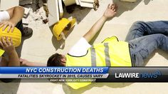 NYC Construction Deaths | Law Wire News | July 2015