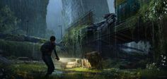 the Last of Us - Environment