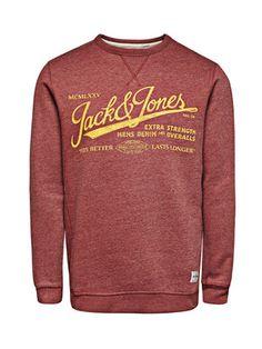 CLASSIC CREW NECK SWEATSHIRT - Jack & Jones
