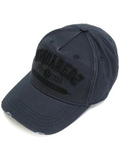 012373d14df9d DSQUARED2 Logo Embroidered Cap.  dsquared2  cap
