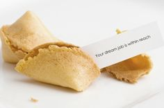 career . fortune cookie - Google Search