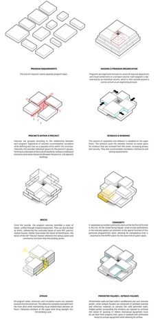 This article is part of a series that that tells the story of how Source — Architizer's new marketplace for building products — helps architects create brill. Evolution Architecture, Plan Concept Architecture, Collage Architecture, Movement Architecture, Site Analysis Architecture, Architecture Presentation Board, Architecture Graphics, Facade Architecture, Building Concept