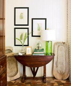 Pretty botanical prints for elegant home decor