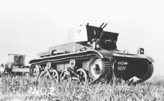 Vickers-Carden-Loyd Light Tanks in the Netherlands East Indies, pin by Paolo Marzioli