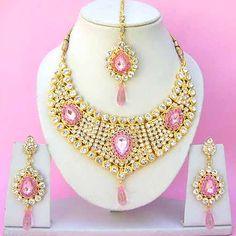 Diamond Bridal Jewelry Set NP-96