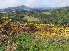 Scotland scenic overlook