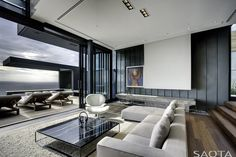 SAOTA | Living Rooms Clifton Height, Cape Town