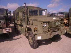 M35A2C 2.5 Ton Cargo Truck @David Jukes
