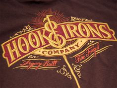 Hook & Irons Co. by Jason Carne