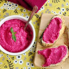 Beetroot hummus | 19 Easy And Delicious Hummus Recipes