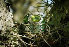 WICCA weddings ideas | Pagan wedding rings.