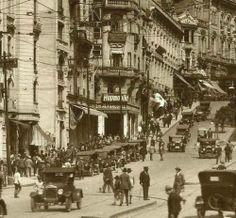 Avenida São João, anos 20