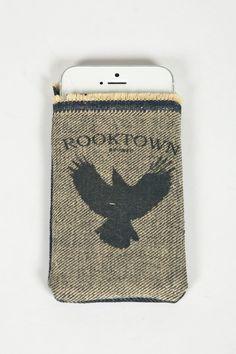 Rooktown Denim Iphone Case