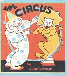 the Circus - Jean Brown