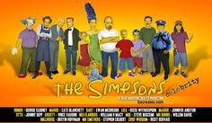 simpsons+fan+art | Live Action Simpsons Movie Fan Art