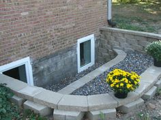 Egress Window Well Design Ideas, Pictures, Remodel, and Decor - page 23