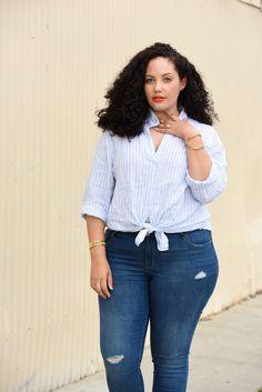 Linen Shirt And Espadrilles