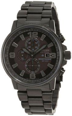 Citizen Men s CA0295-58E Eco-Drive Nighthawk Watch Bulova e78998d30c