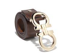 Adjustable Belt - Belts - Men - Salvatore Ferragamo
