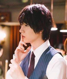 Dori Sakurada Japanese Love, Japanese Drama, Dramas, Good Morning Call, Cute Asian Guys, Finding Dory, Asian Actors, Anime Art Girl, Asian Men