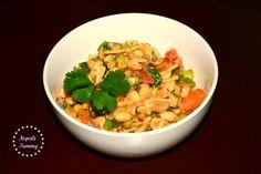 Badam Sadeko (Spicy Peanut Salad/Salsa) Recipe!! Nepali Tummy