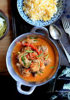 Resep Ayam Panggang Jtt