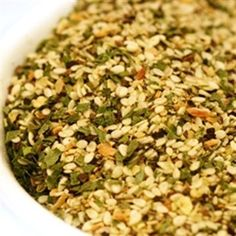 Our Garlic Herb Seasoning is hand blended from sesame seeds, black pepper, garlic flakes, chives, and lemon peel. Use it on chicken, eggs, seafood and vegetables. You will also find it a great way to spice up your burgers, salads, pizza and pasta as well. Many of our customers who are on a low sodium diet love the versatility of this seasoning and they tell us that they keep a shaker of it on the dining room table where the salt shaker used to sit!