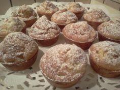 muffin mela cocco e cannella