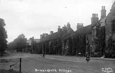 brancepeth england   Old Photos of Brancepeth in the County Durham in England, United ...