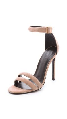 Nicholas Joclyn High Heel Sandals - Perfect neutral heel for formal or jean wear.