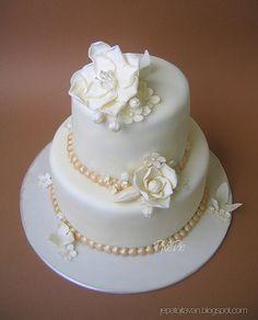 Wedding cake | Pixie Pie | Flickr