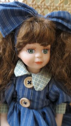 US $4.99 Used in Dolls & Bears, Dolls, By Material