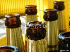 Leergut Bierflaschen