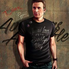 """The Avengers and Their Favorite T-Shirts"" Series. (Post 1/3) If you are interested, these t-shirts really exist (except Sam's, it was a bit modified): Tony - Steve - Bucky - Sam Next batch - 2016:..."